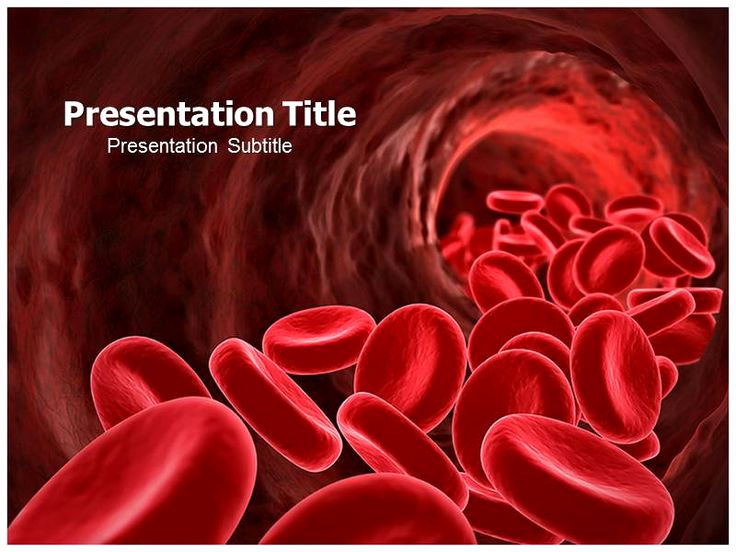 Blood Powerpoint Template then Powerpoint Template Free Blood Powerpoint