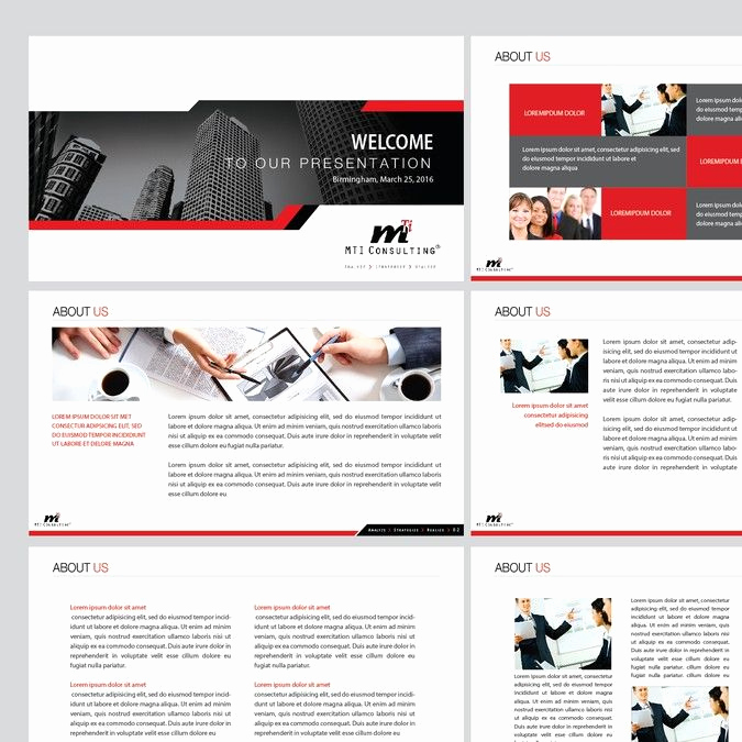 Consulting Powerpoint Template and Need Simple Powerpoint Template for Consulting Pany by