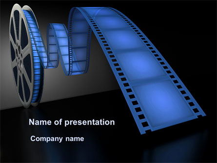 Film Powerpoint Template for Powerpoint Templates and Google Slides themes