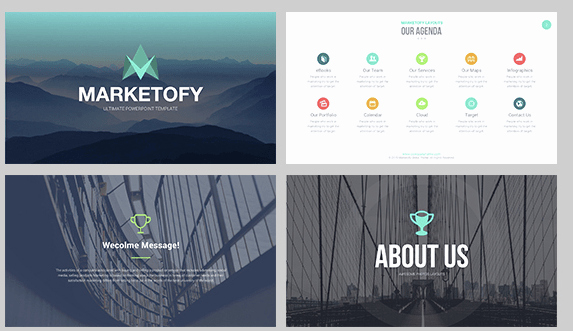 Great Powerpoint Template Of top 50 Best Powerpoint Templates – November 2017