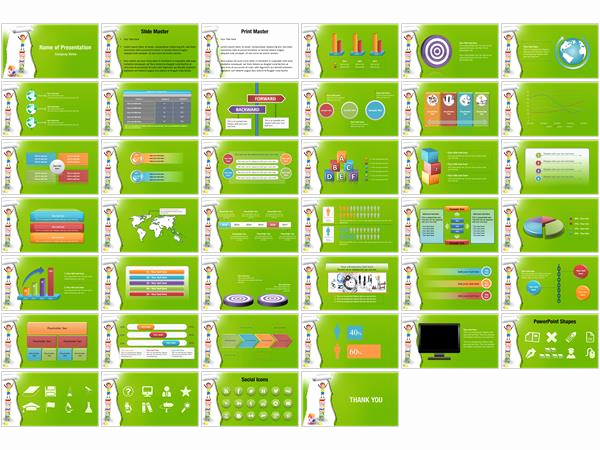 Literature Powerpoint Template and Childrens Literature Powerpoint Templates Childrens