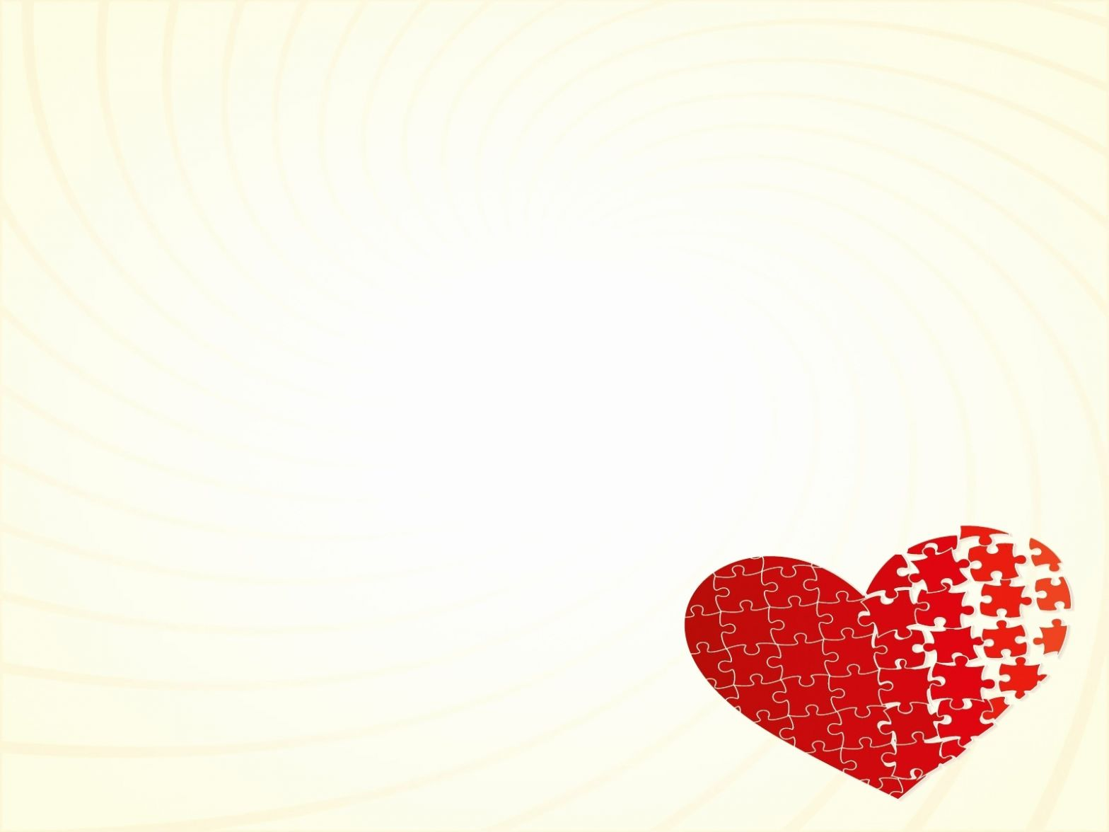 Love Template for Powerpoint or Powerpoint Background Love