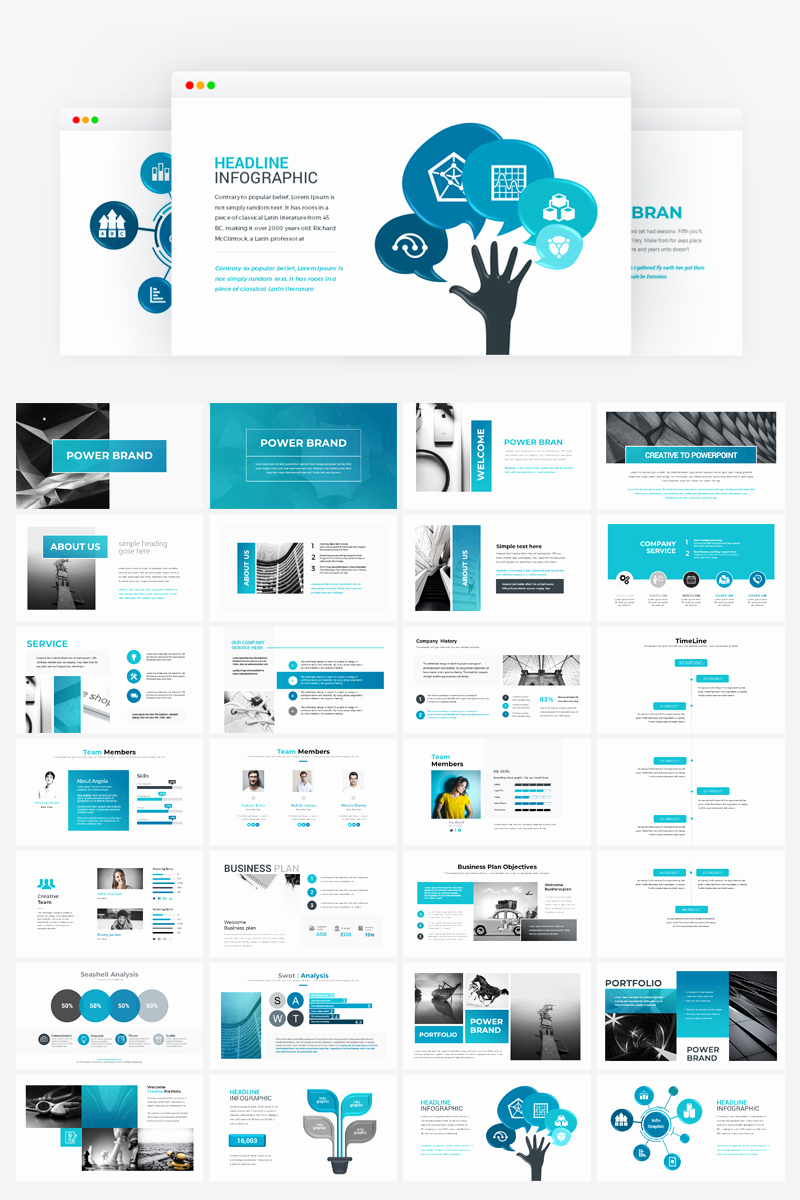 Powerpoint Template and Business Presentation Powerpoint Template