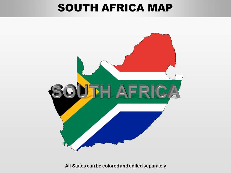 South Africa Ppt for south Africa Powerpoint Maps