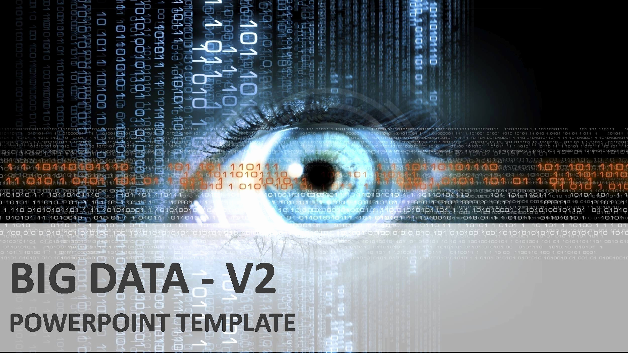 Data Powerpoint Template and Big Data V2 Powerpoint Presentation Template by Rainstudio