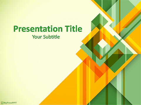 Design Powerpoint Template and Free Abstract Design Powerpoint Template Download Free