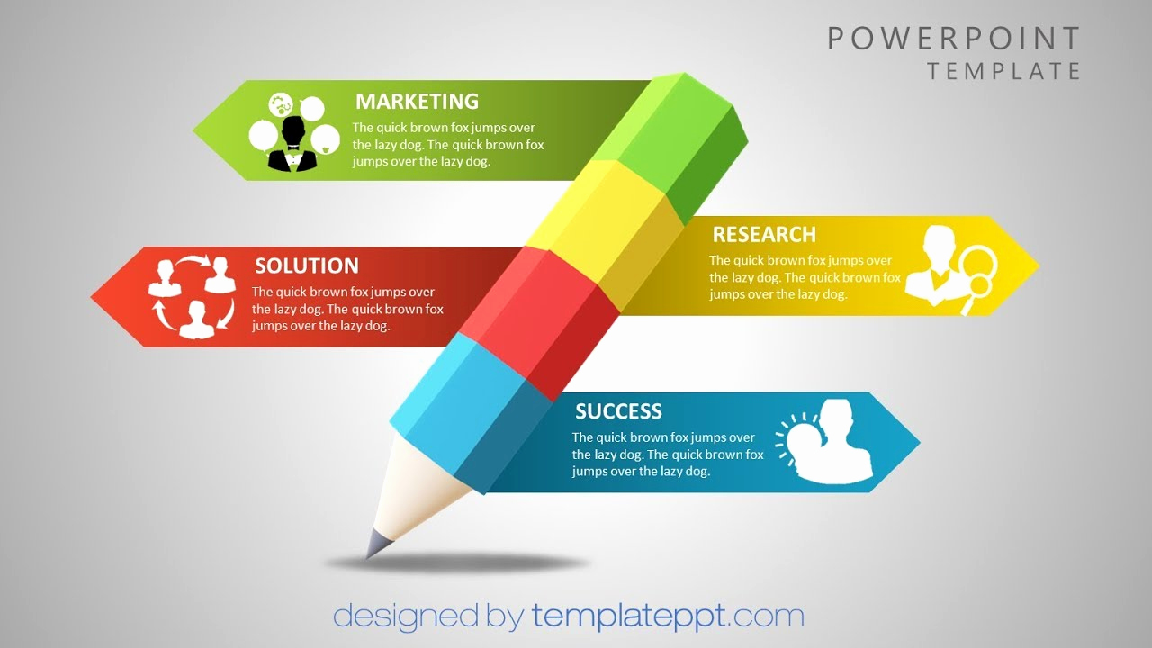 Design Powerpoint Template Of Best Free Powerpoint Templates