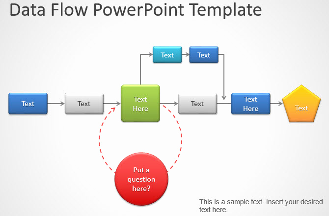 Free Flow Chart Powerpoint Template and the Best Flowchart Templates for Microsoft Fice