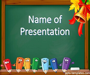 Free School Powerpoint Template and William Shakespeare Powerpoint Template Free