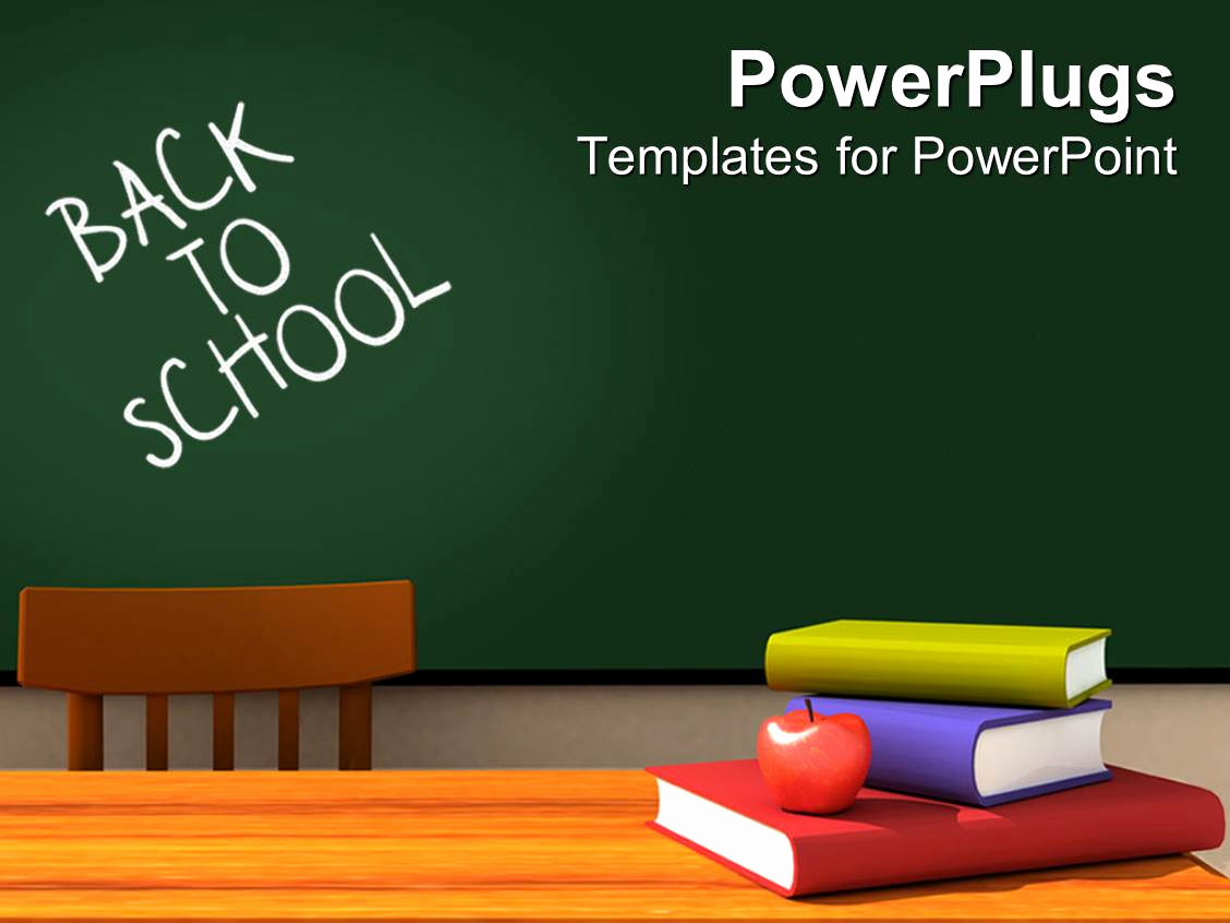 Free School Powerpoint Template then Powerpoint Template Back to School Classroom with