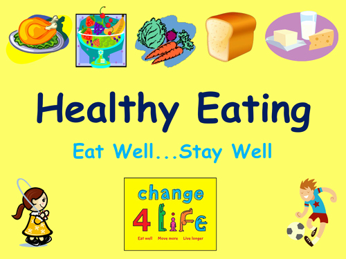Healthy Food Powerpoint Of Healthy Eating by Faye0700 Teaching Resources Tes