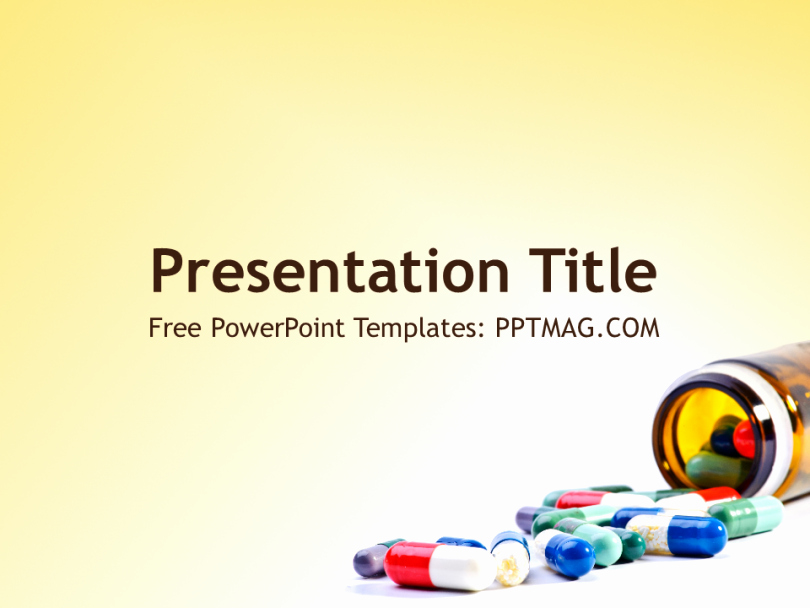 Pharmacy Powerpoint Template then Free Pharmacy Powerpoint Template Pptmag