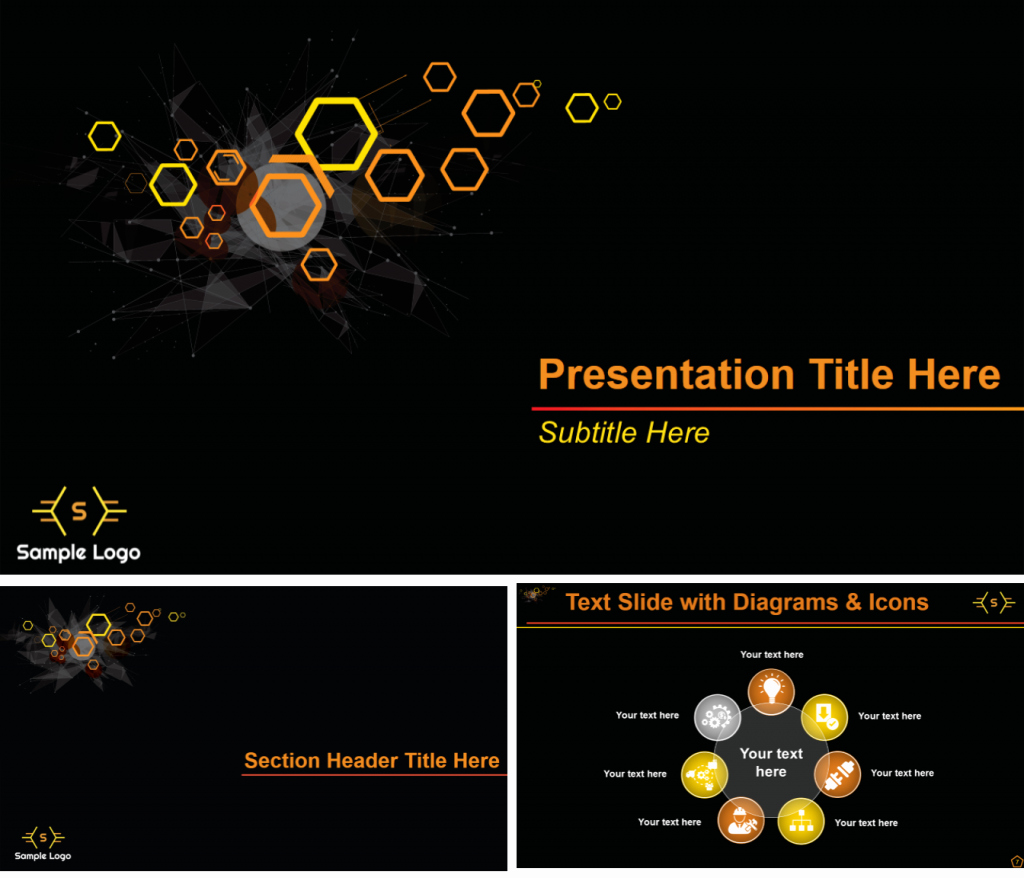 Professional Powerpoint Presentation Template or 7 Amazing Powerpoint Template Designs for Your Pany or