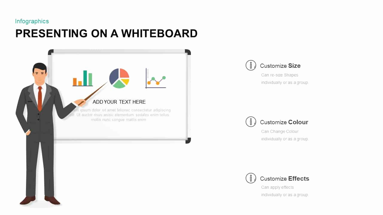 Whiteboard Powerpoint Template Of Whiteboard Powerpoint Template and Keynote for Presentation