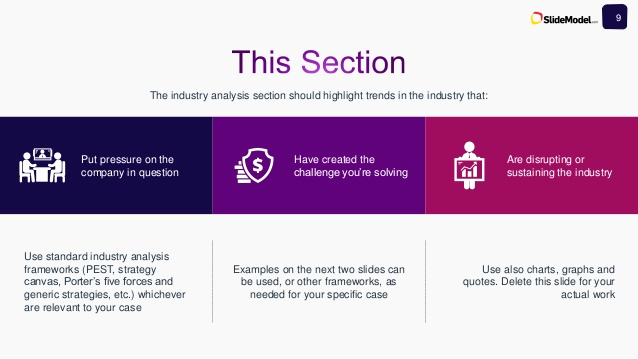 Business Case Powerpoint Template then Slidemodel Business Case Study Powerpoint Template