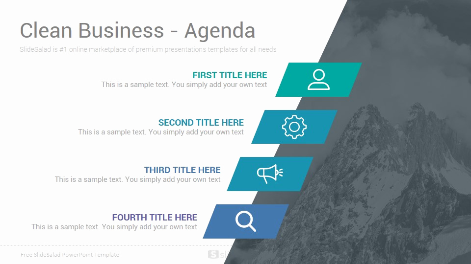 clean powerpoint template of clean free powerpoint template free download of clean powerpoint template