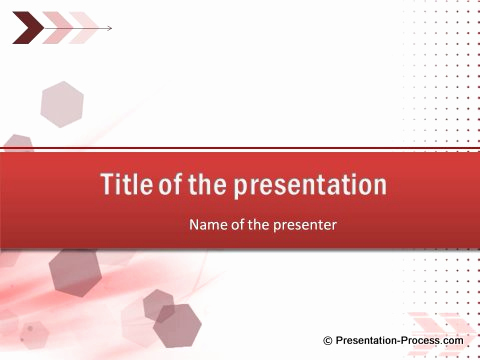 Color Powerpoint Template Of Using the Right Colors In Powerpoint Presentations
