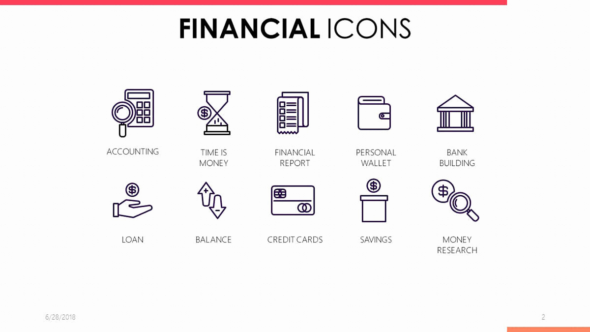 Finance Powerpoint Template for Free Presentation Icons Powerpoint Template