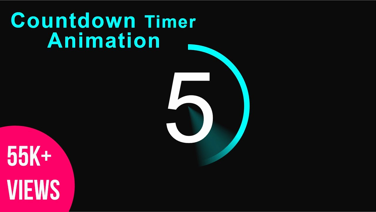 Timer Powerpoint Template for 10 Create Countdown Timer Animation In Powerpoint
