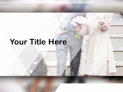Wedding Ppt Template or Free Marriage Powerpoint Templates Myfreeppt