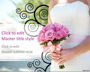 Wedding Ppt Template then Free Wedding Powerpoint Templates