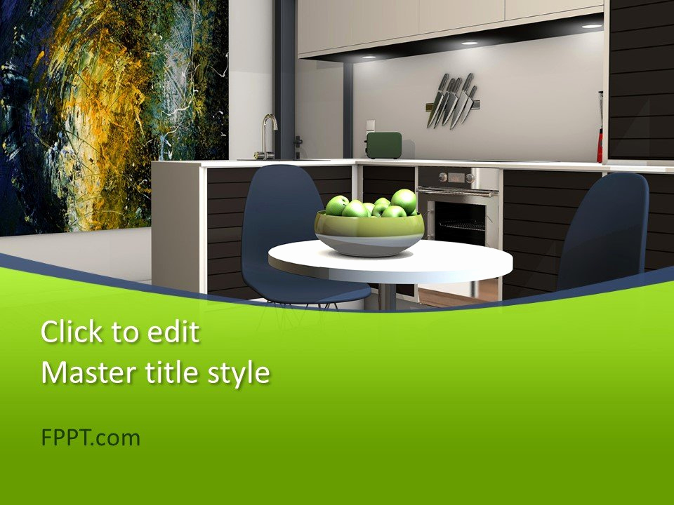 Design Powerpoint Template Of Free Interior Design Powerpoint Template Free Powerpoint
