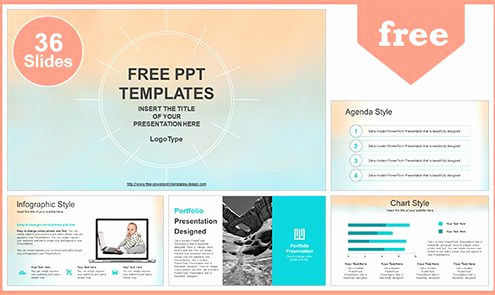 Design Powerpoint Template or Free Powerpoint Templates Design