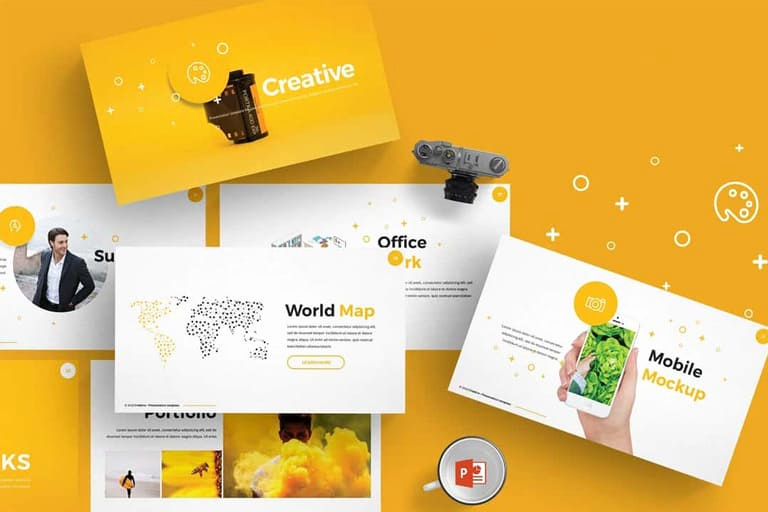 Design Powerpoint Template then 10 Professional Powerpoint Templates and How to Use them