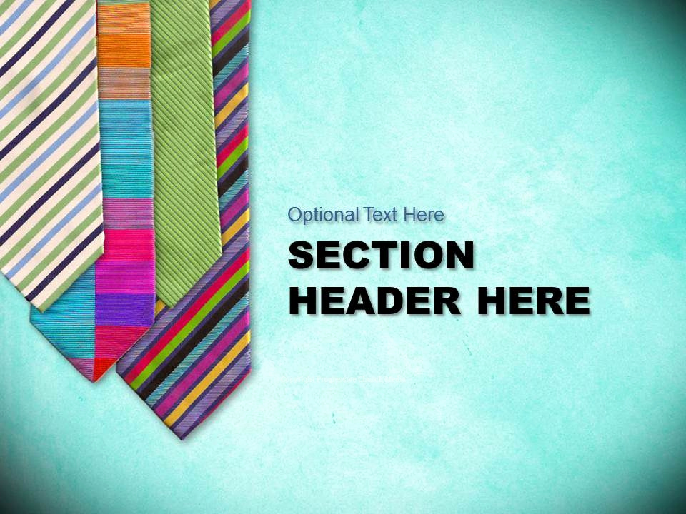 Fathers Day Powerpoint then Fathers Day Tie Powerpoint