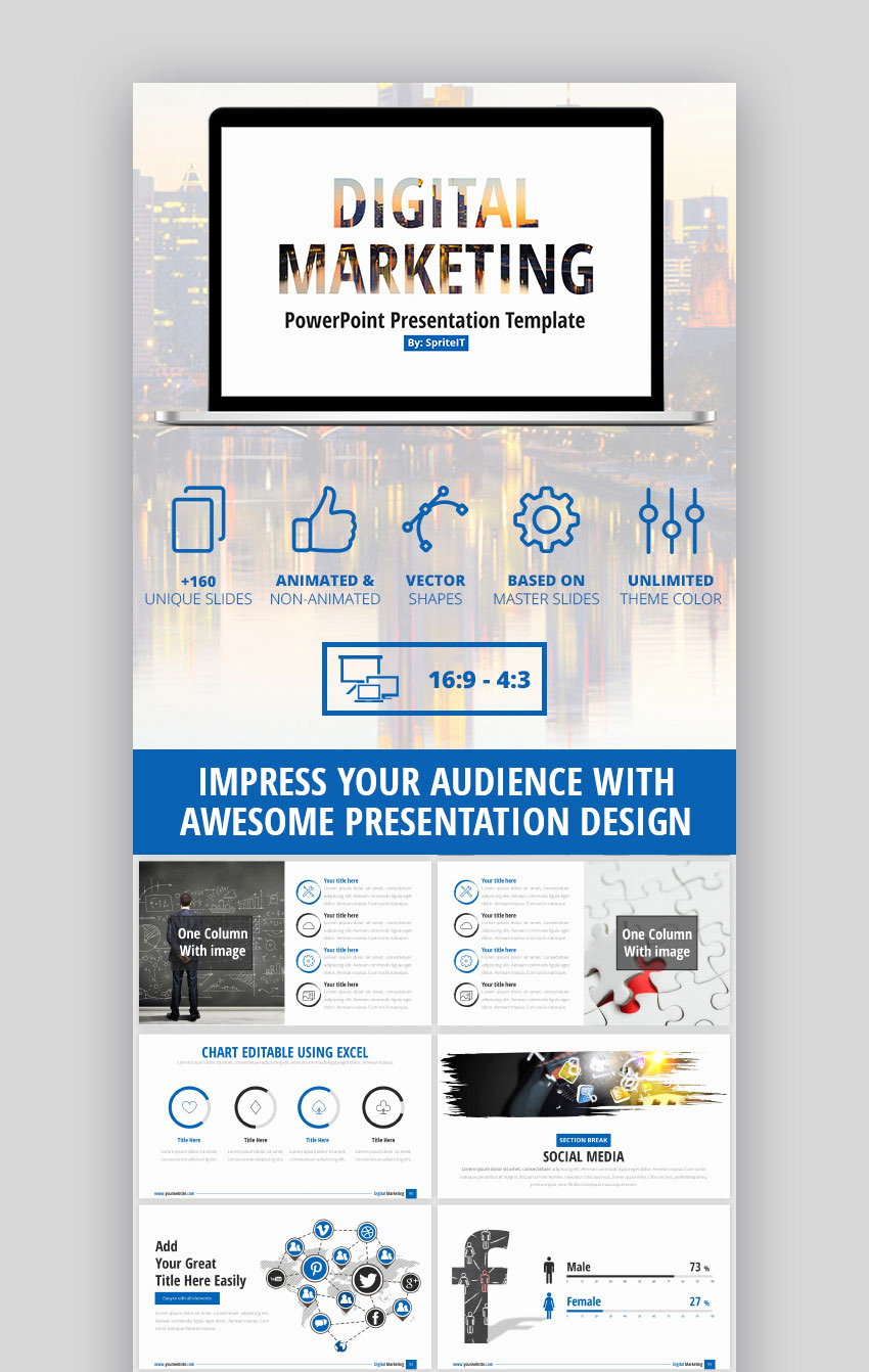 Marketing Powerpoint then 30 Marketing Powerpoint Templates Best Ppts to Present