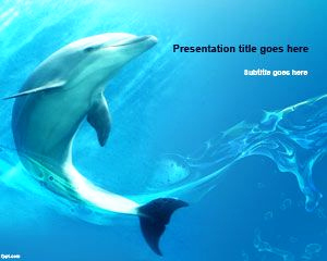 Ocean Ppt Template then Water Archives Free Powerpoint Templates