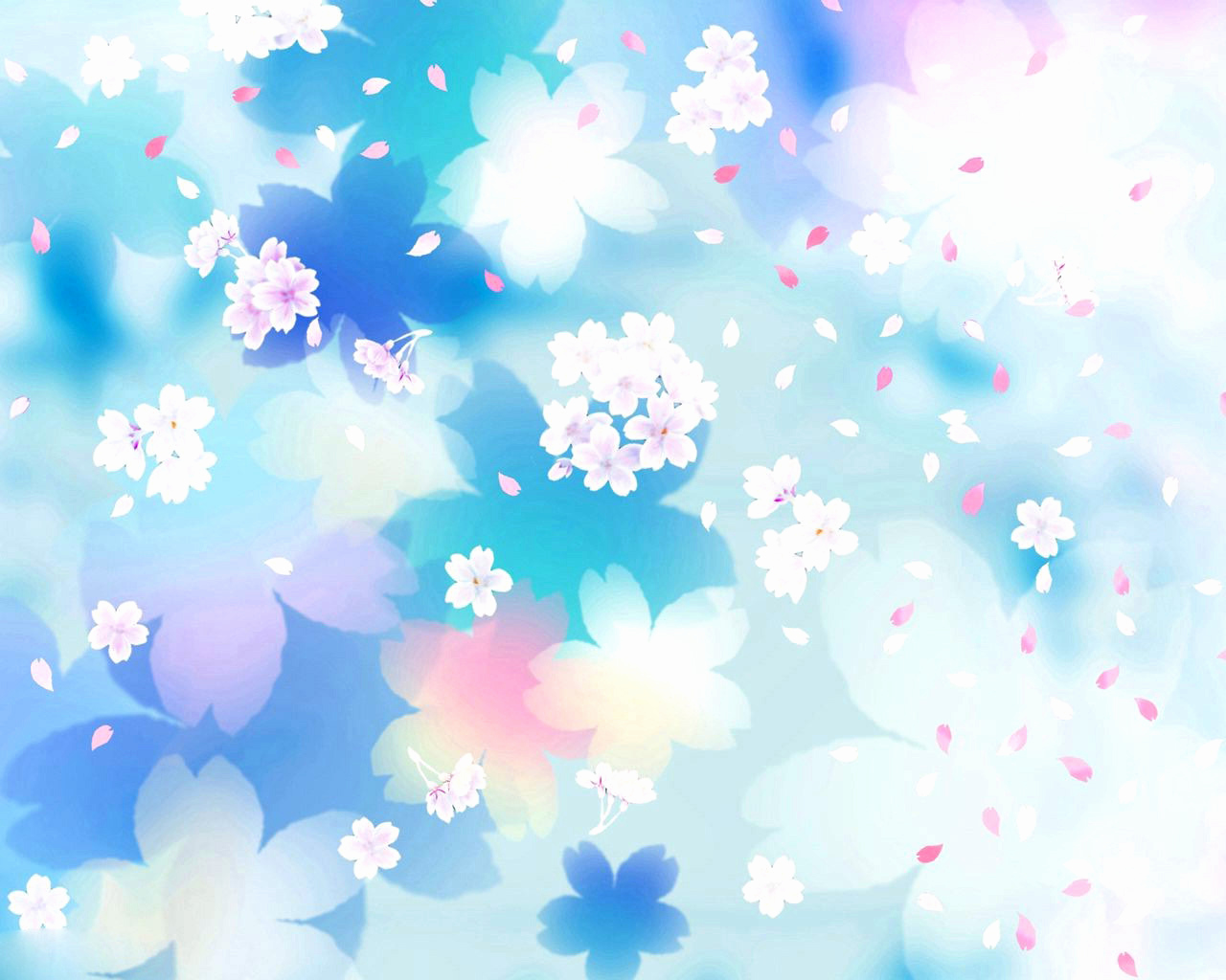 Powerpoint Backgrounds Of Free Flower Powerpoint Template Wallpapers 1280 X 1024