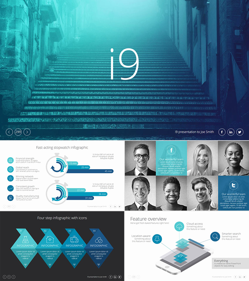 Professional Powerpoint Presentation Template Of 18 Professional Powerpoint Templates for Better Business