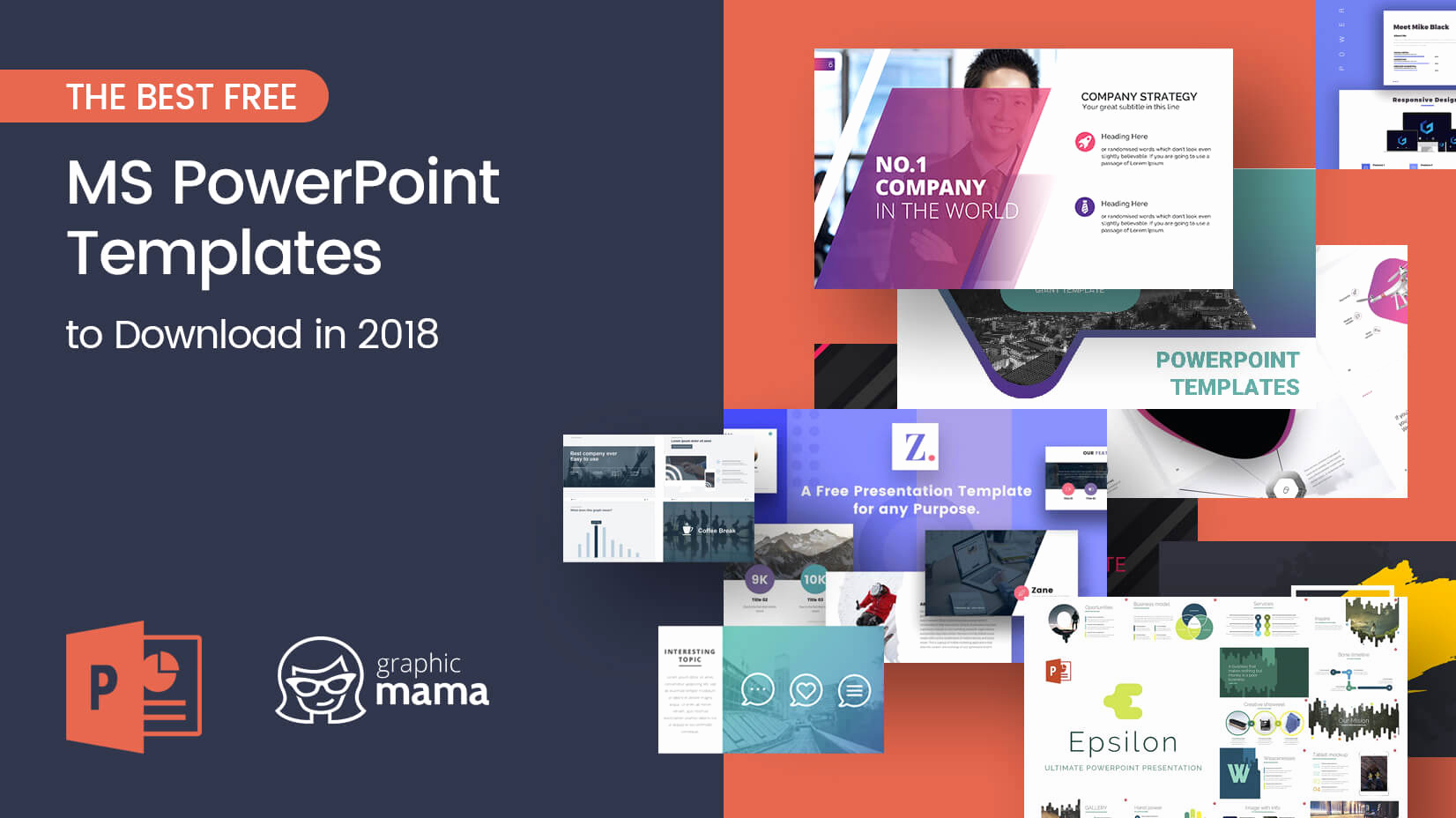 Software Powerpoint Template then the Best Free Powerpoint Templates to Download In 2018